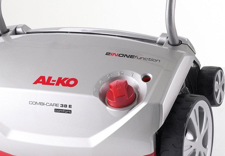 al-ko COMFORT 38 E COMBI CARE