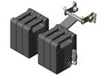 bercomac Комплект задних противовесов для тракторов (арт.700246-5)